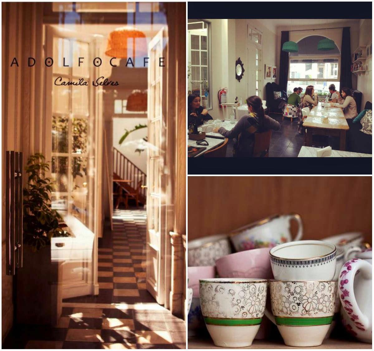 Onde comer em Montevidéu Cafés