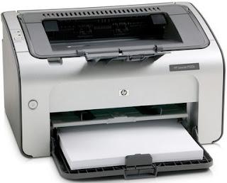 HP Laserjet P1006 Driver Printer Download