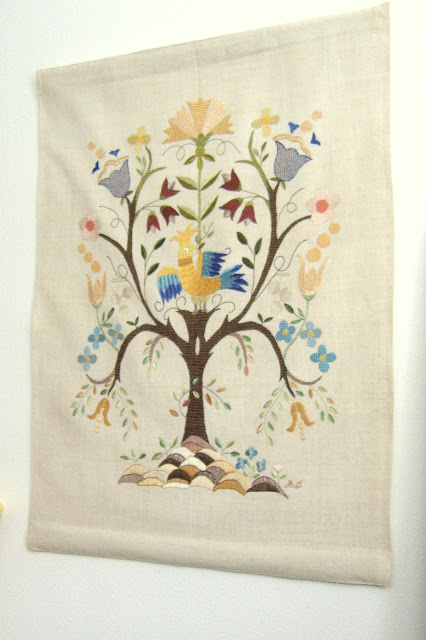 Castelo Branco Embroidery - Exhibit at APPCDM