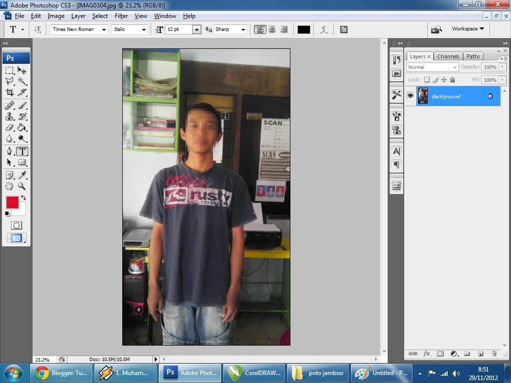 Cara Mudah Ganti Background Foto di Android - SUM