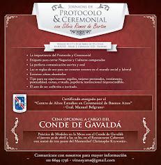 Curso de Protocolo y Modales en la Mesa, 10-17-24-30 de abril en Palermo, Buenos Aires
