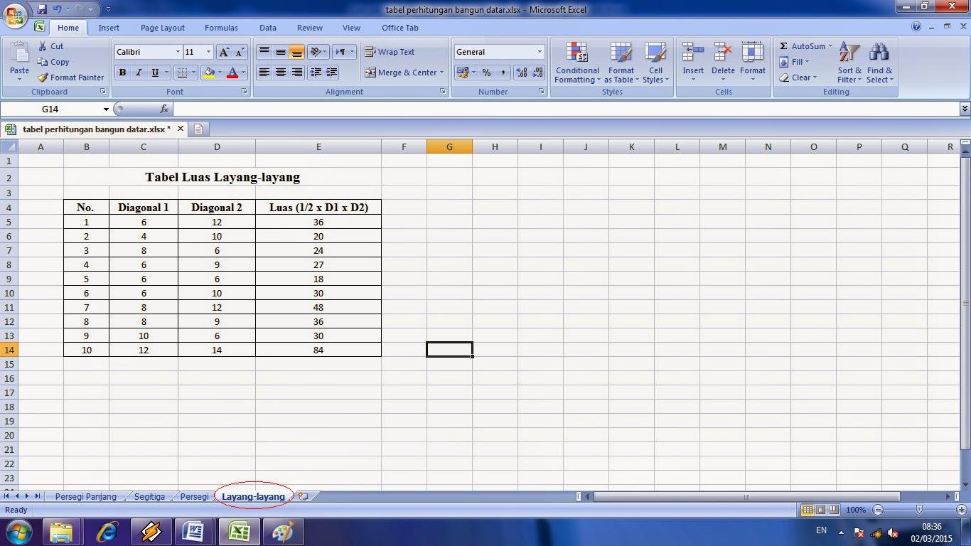 belajar, microsoft, excel, penggunaan, worksheet