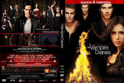 The+Vampire+Diaries+ 4%C2%AA+Temporada Diários do Vampiro (The Vampire Diaries) 1ª, 2ª, 3ª Temporada Torrent   Dublado