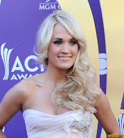 Carrie Underwood 47th Annual Academy of Country Music Awards in Las Vegas