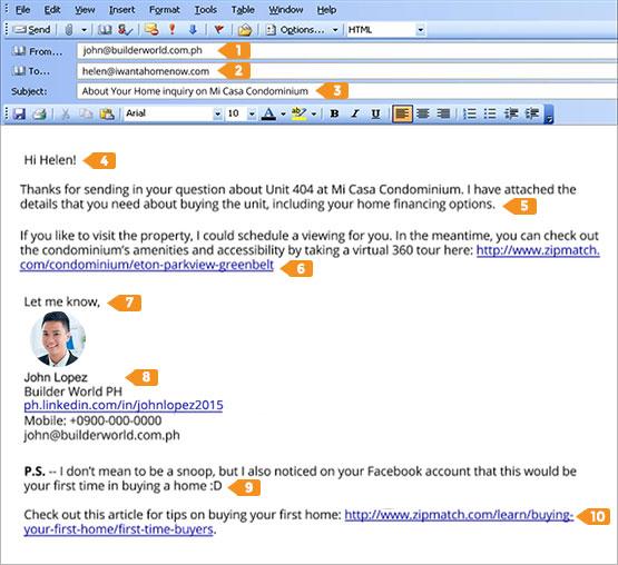 Professional email format slim image professional email format thecheapjerseys Image collections