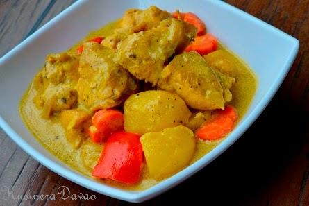 Chicken curry pinoy style kusinera davao chicken curry pinoy style forumfinder Images