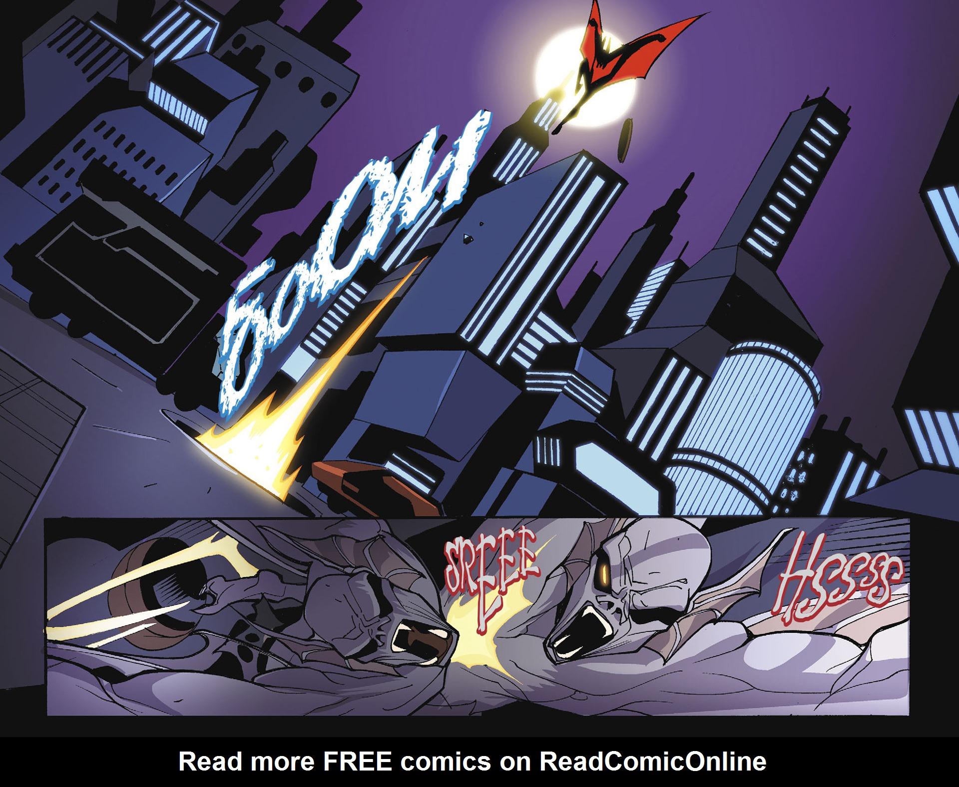 Batman Beyond 2.0 #12 #29 - English 11