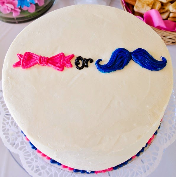 Fiesta para celebrar el embarazo