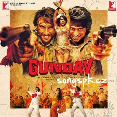 Gunday (2014) Mp3 Songs
