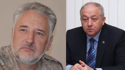 Жебривский заменит Кихтенко на посту главы Донецкой ВОГА