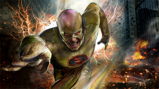 Arte conceptual del Flash Reverso