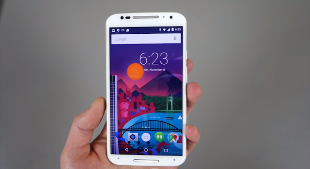 Android 5.1 update available for Moto X ( 1st Gen )  XT1058