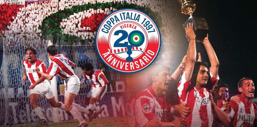 20° anniversario Coppa Italia 1997-2017