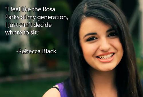 Rebecca Black 2012