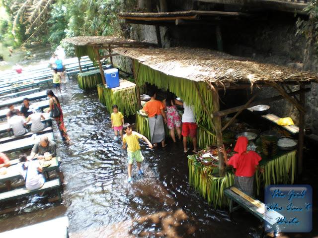 My world waterfall restaurant villa escudero labasin Villa escudero quezon province