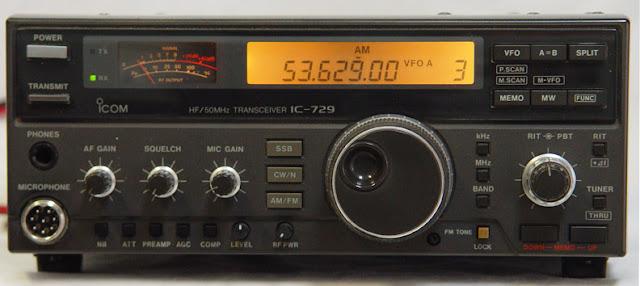 Icom IC-729