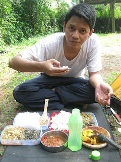 Camping Ground Curug Panjang
