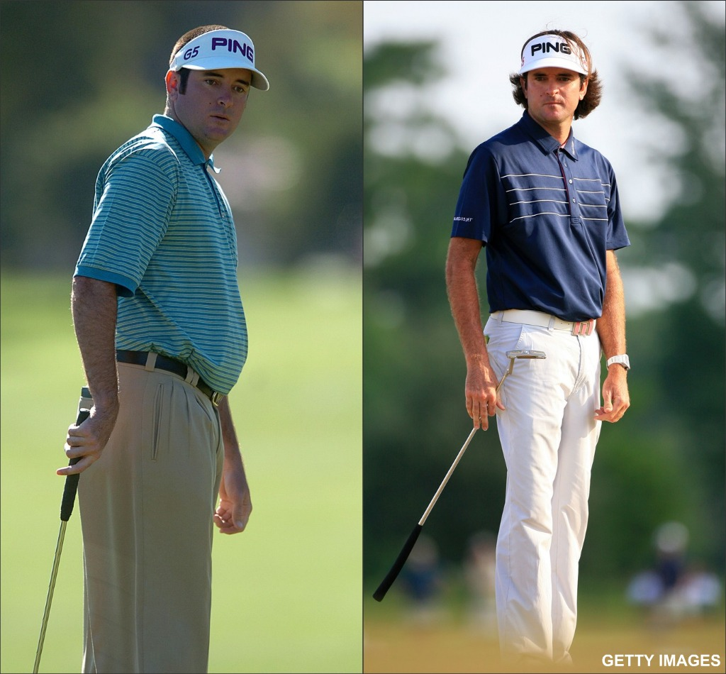 Dogs That Chase Cars: Bubba Watson: Then and Now