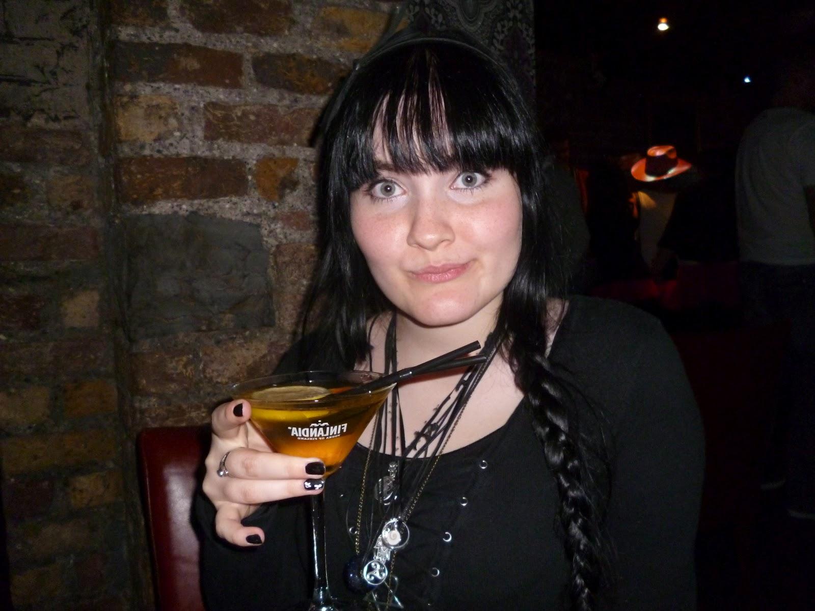 Kathi Karma Irlands Nachtleben