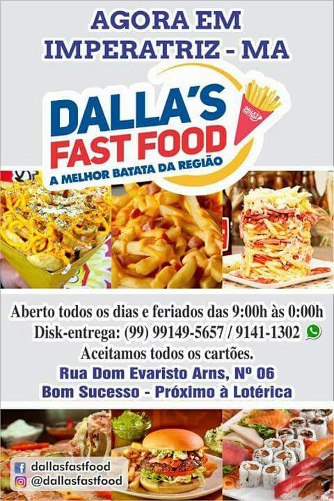 O melhor Fast Food de Imperatriz