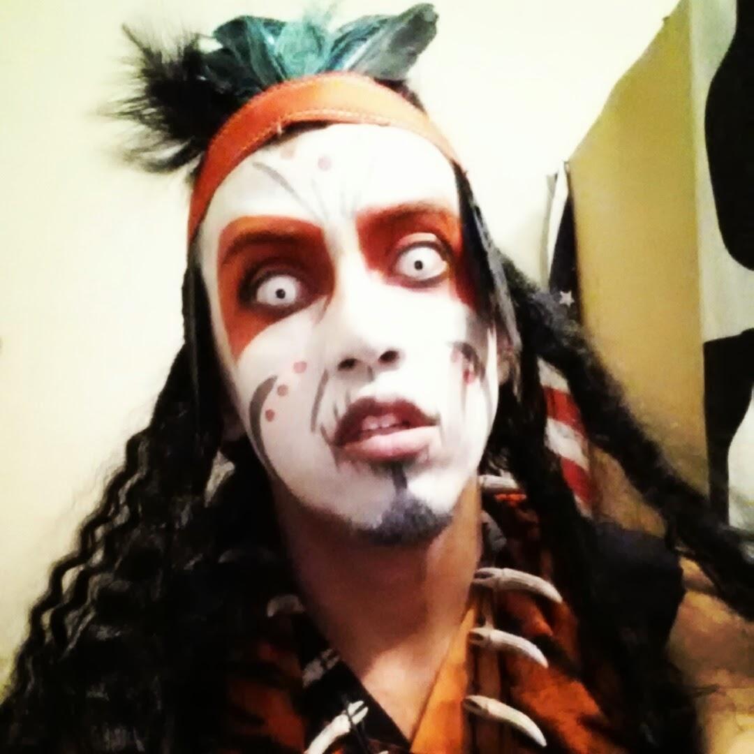 My Halloween Costume- Witch Doctor | Daniel Louis
