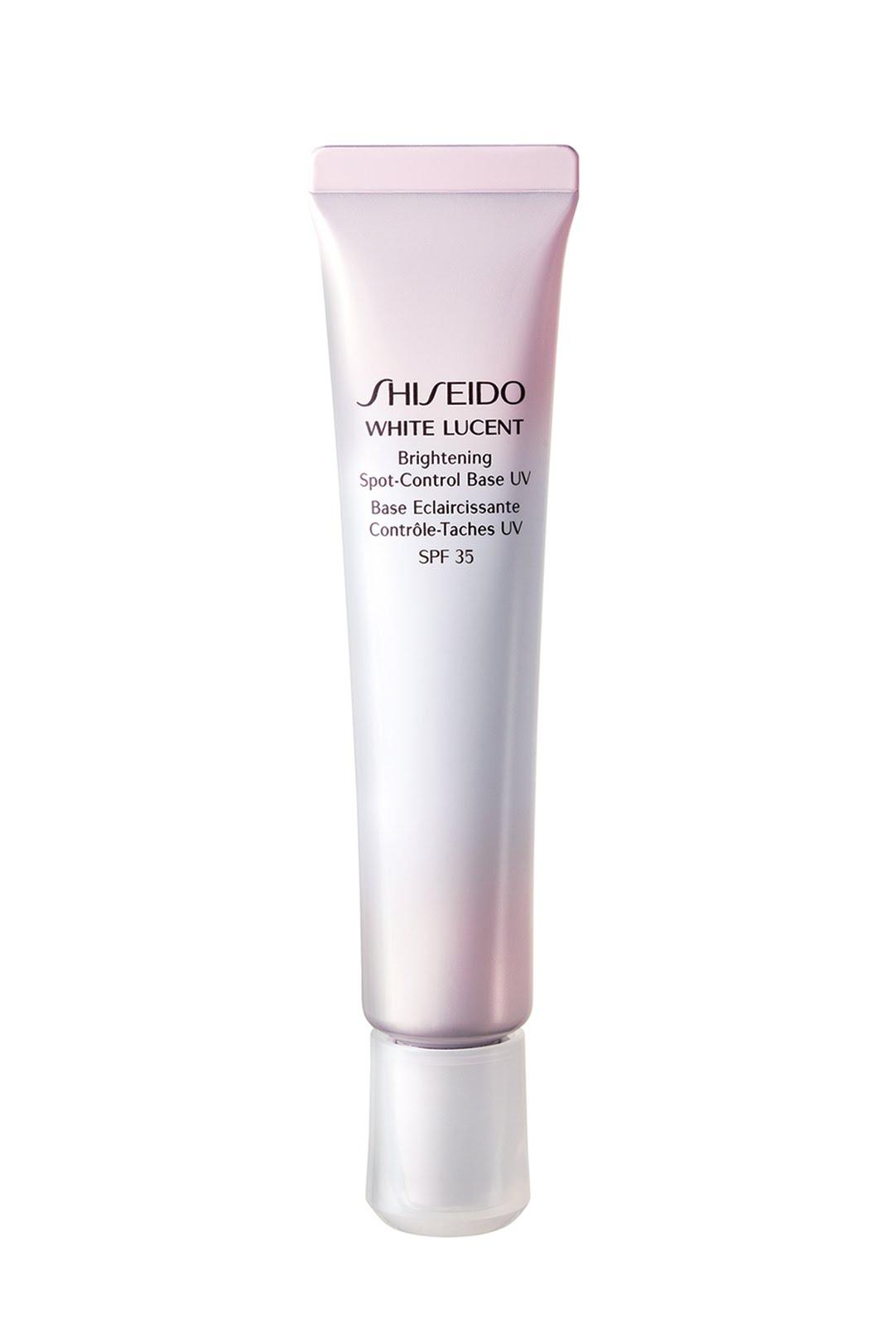 shiseido white lucent whitening skincare 美白