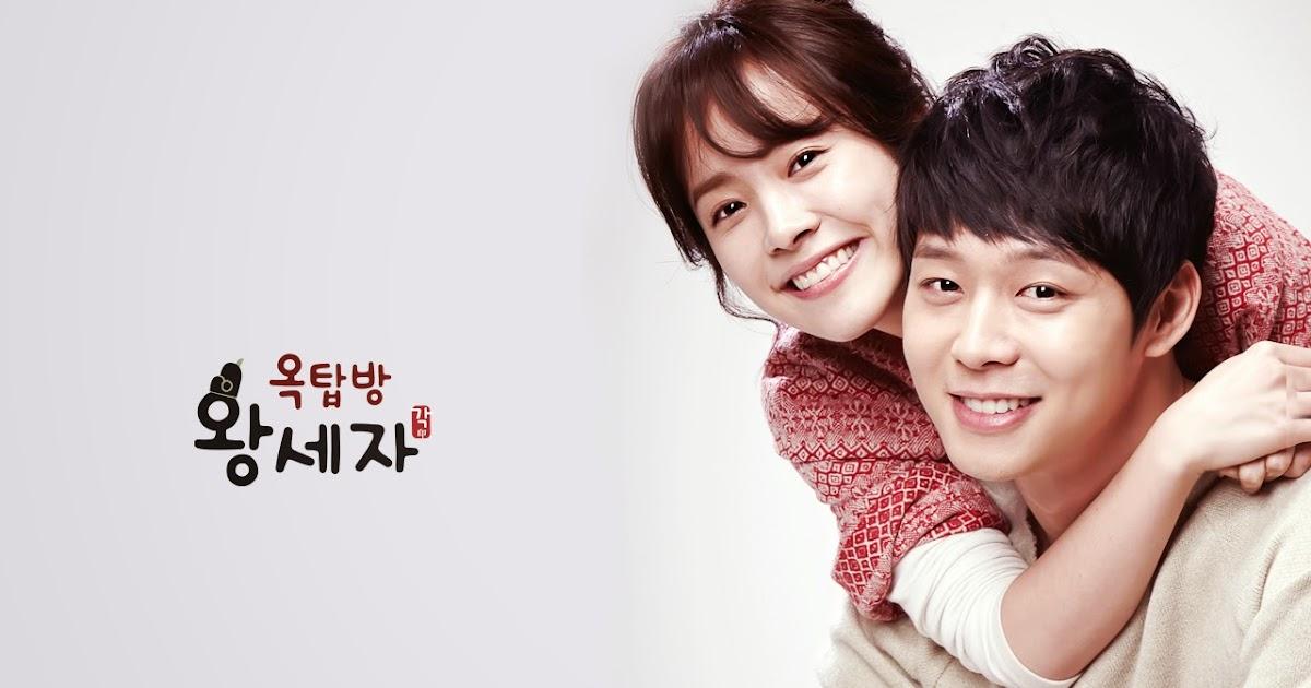 Download Drama Korea Rooftop Prince (2012) Sub Indo