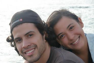Mis hijos: Armando y Mariana