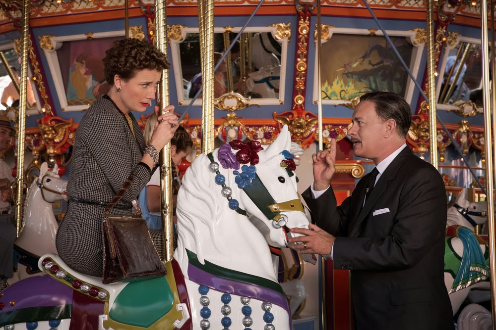 saving mr. banks, mary poppins, walt disney, tom hanks