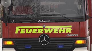 Explosion in Doppelhaushälfte - Erstinformation in Radebeul