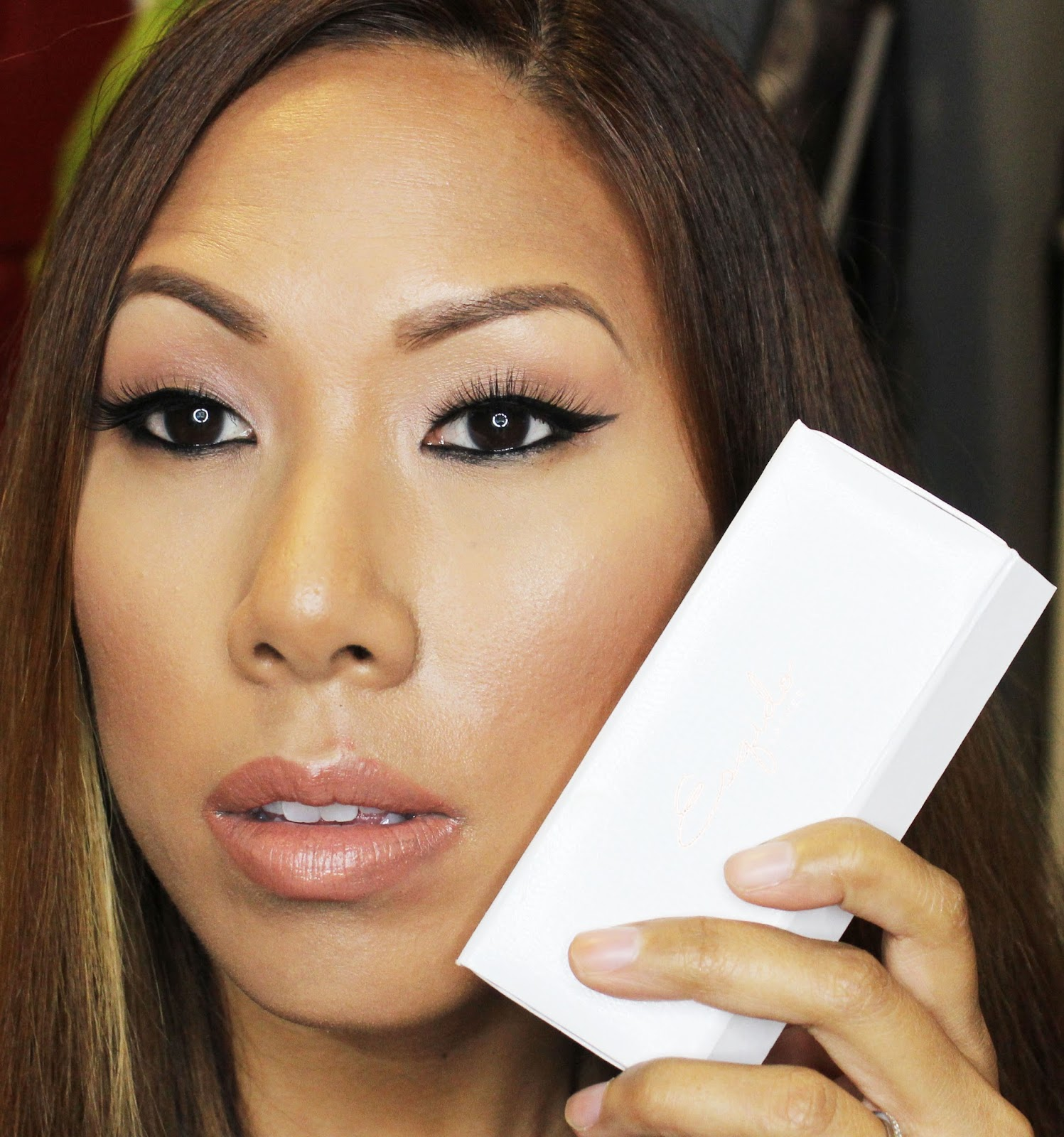 Esqido Review Unbelieveably Natural Mink Lashes Makeup By Renren