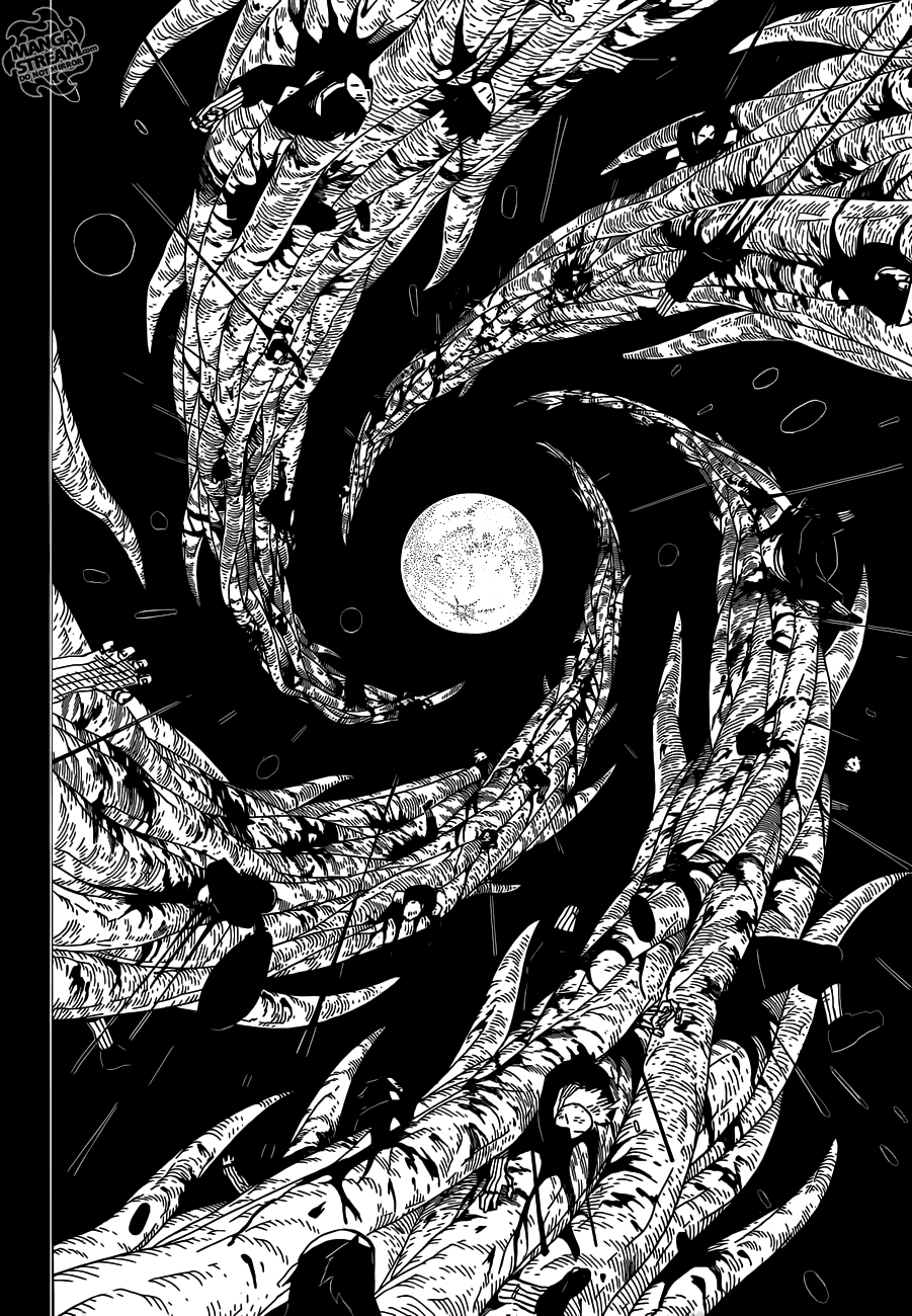 Naruto chap 605 Trang 16 - Mangak.info