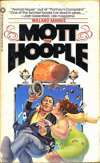 Mott the Hoople band name origins - Willard Manus - Mott the Hoople