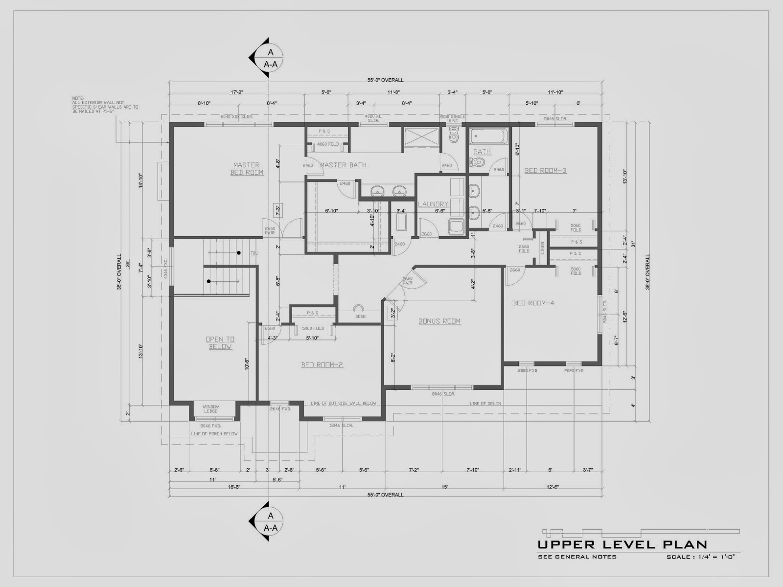 What is method for create architectural structural drawings for Home plan architect