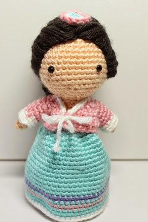 2000 Free Amigurumi Patterns Korean Doll Amigurumi Crochet Pattern