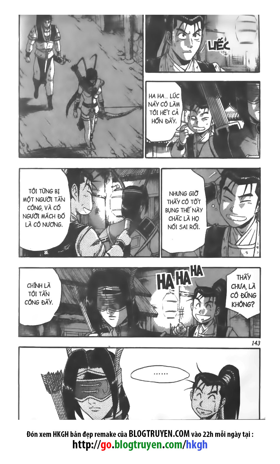 Hiệp Khách Giang Hồ chap 277 page 4 - IZTruyenTranh.com