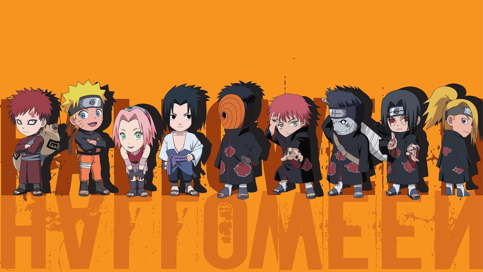 Tải hình nền Naruto đẹp nhất chất nhất Full HD
