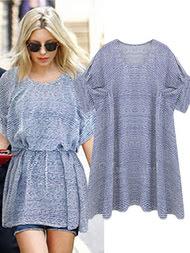 Model baju wanita dewasa terbaru style modis masa kini
