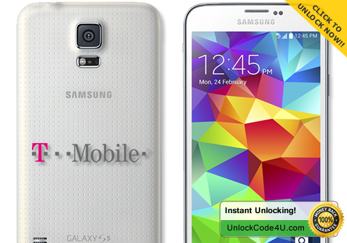 Factory Unlock Code for Galaxy S5