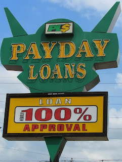 Payday loans can be replaced with revolving credit