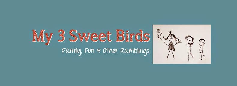 3 Sweet Birds