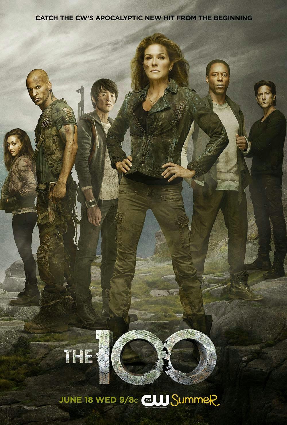 100 Tù Binh Phần 1 - The 100 Season 1 - 2014