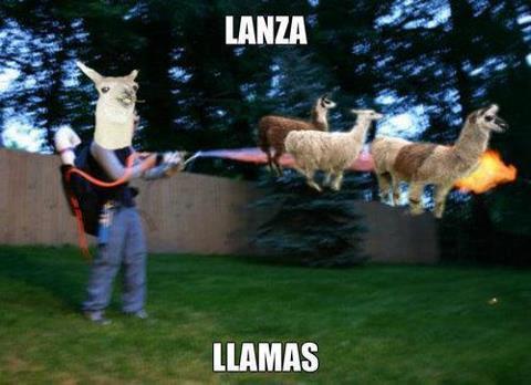 Memes - Lanzallamas