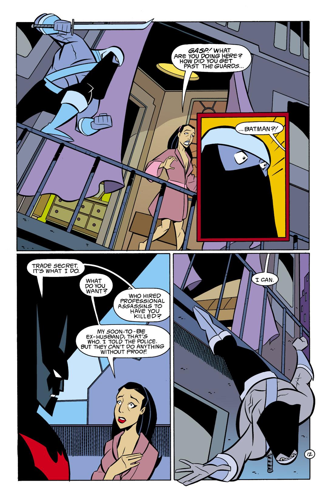 Batman Beyond [II] Issue #9 #9 - English 13