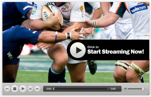live rugby league  television