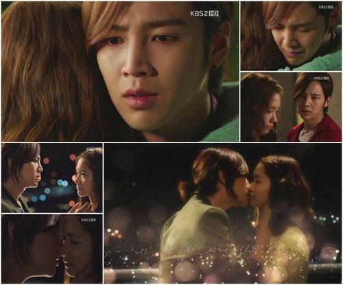 Yoona Love Rain Kiss [NEWS] Jang Geun Suk &...