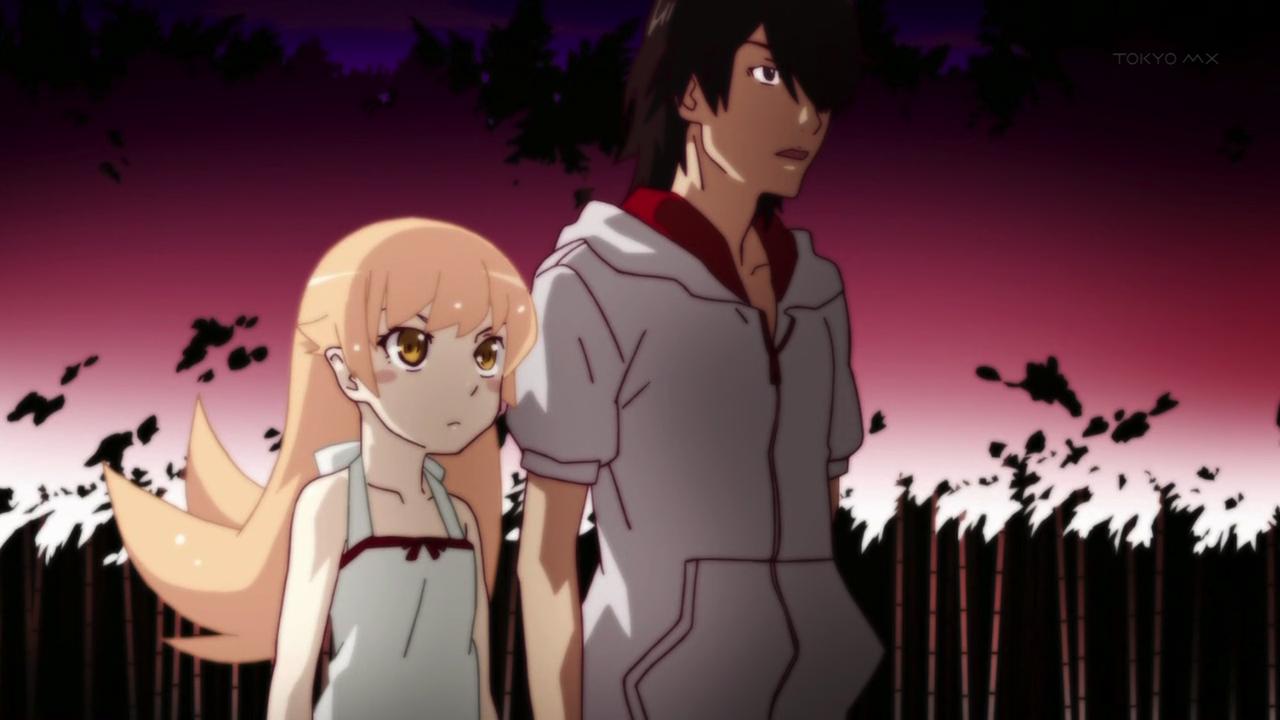 Shinobu & Araragi