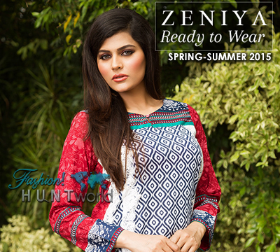 Zeniya Ready To Wear Spring Summer 2015