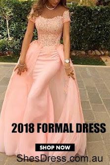 2018 formal dresses