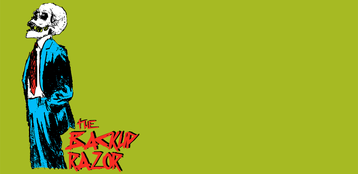 The Backup Razor